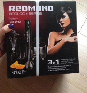 Новый блендер Redmond