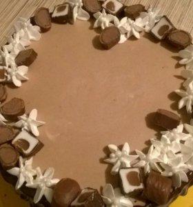 Тортики,кейк попсы
