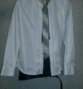 Костюм и рубашка