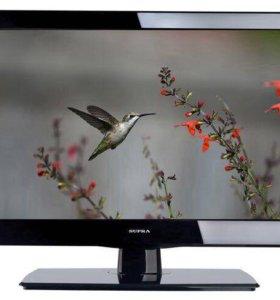 """Телевизор Supra STV - lc2477fl с диаганалью 23.6"""""""