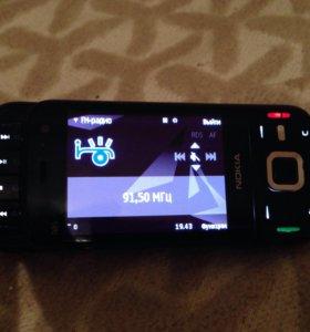 Nokia n85 black