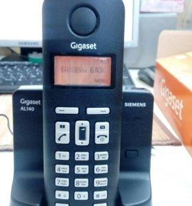 DECT Телефон Siemens gigaset AL140