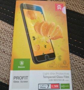 iPone 7 Защитное стекло