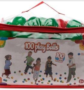 Набор пластиковых шариков в сумочке Five Stars
