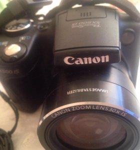 Фотоаппарат CANON SX 500IS