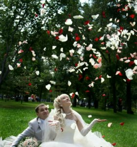 Свадебная видео (фото) съемка от профессионалов