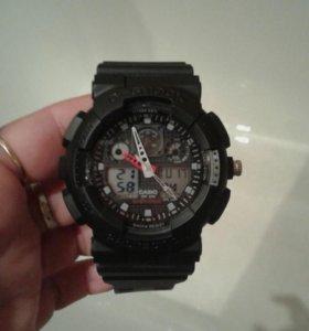 часы CASIO G-SHOK