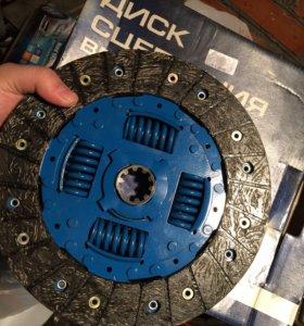 Диск сцепления 402/406/405 двигатель газель