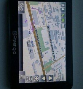 Навигатор Prestigio 5700 HD