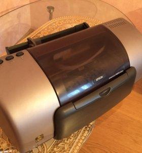 Принтер Epson Stylus Photo 830U