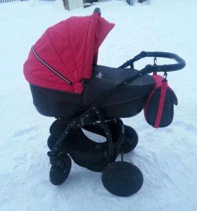 Детская коляска Индиго 2в1