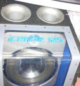 Саббуфер mac audio icefire 125