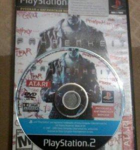 Диски с играми для PC и PlayStation 2