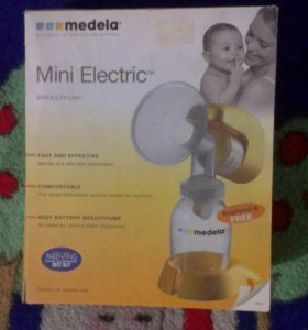 Молокоотсос электрический Mini Electric medela