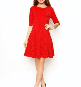 Платье с люриксом НОВОЕ