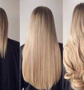 Волосы в Гороховце