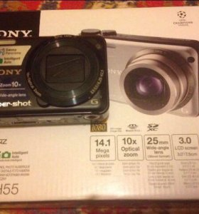 Цифровой фотоаппарат Sony Syber - shot DSC-H55