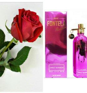 Парфюм + Роза в Подарок