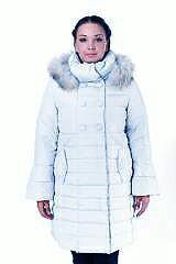 Пальто на пуху Lawine