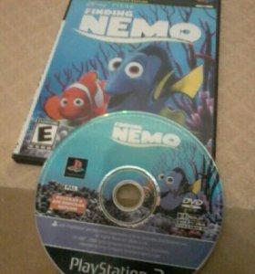 Диск для PlayStation 2 Nemo