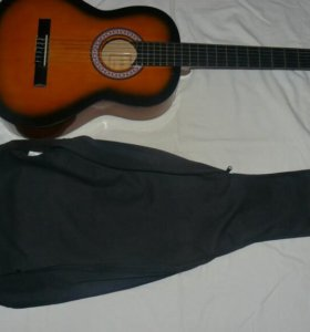 Гитара + чехл