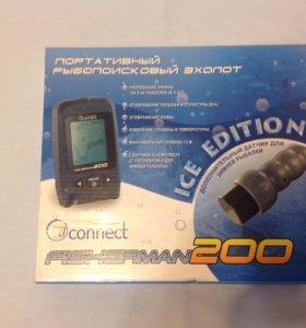 Эхолот JJ-connect новый 4100 р