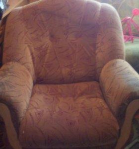 Кресла (стоимость за 2 кресла )