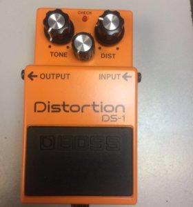 Distortion DS-1 BOSS
