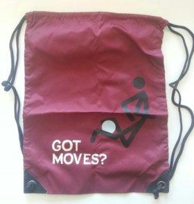 "Спортивная сумка на шнурках ""Nike"""