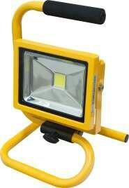 Прожектор переносной светодиодный 20ватт