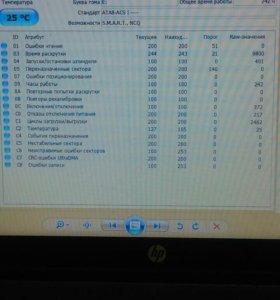 Жесткий диск на 3.0TB WD30EZRX