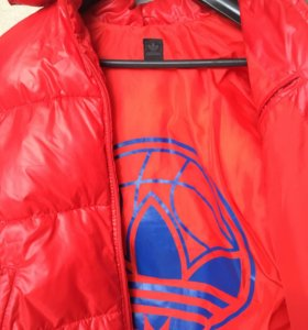 Оригинальная куртка Adidas б/у