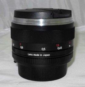 Carl Zeiss Nikon 50 mm f/1.4 Planar T* ZF.2 б/у