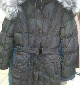 Зимняя куртка-пуховик новый
