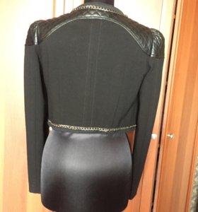 Пиджак укорочённыый