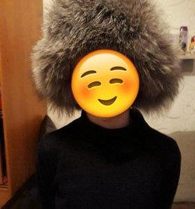"""Шапка """" Чернобурка"""""""