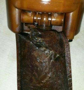 Чистка топливного бака со снятием