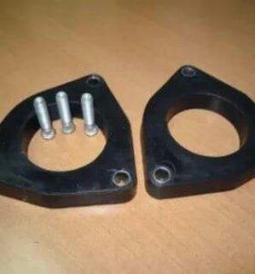 Проставки передние 20 мм для hyundai i30, Elantra