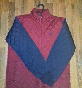 Новая мужская куртка весна-осень