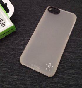 Для iPhone 5/5s Belkin чехол