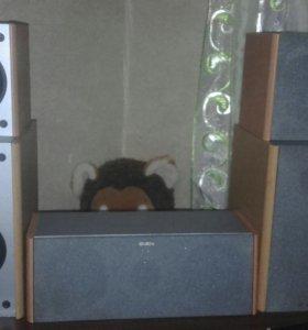 Аудио система 5/1