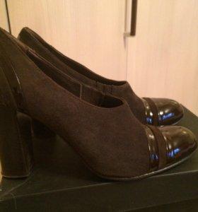 Туфли женские Италия, новые