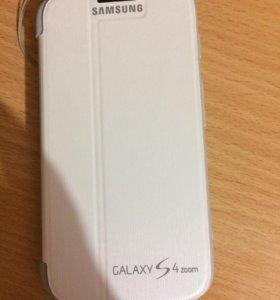 Чехол на телефон Samsung S4 zoom