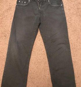 Мужские оригинальные джинсы Hugo Boss