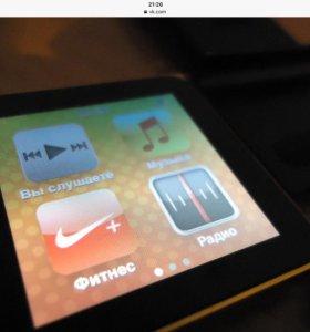 iPod nano 6g 8g или