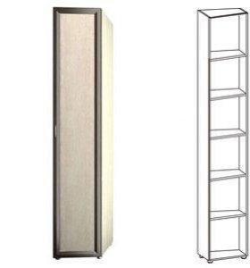 Шкаф 1-дверный торцевой