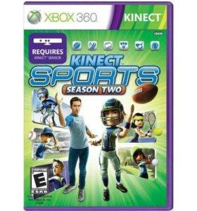 Игра на Xbox 360 kinect Kinect Sport Season 2