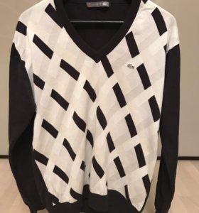 Мужской  оригинальный свитер Lacoste