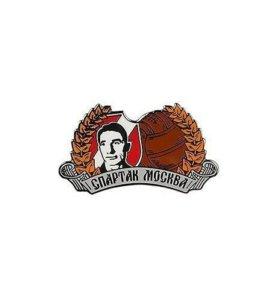 Значок Спартак Москва