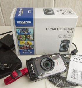 Olympus TG-1iHS 12 MP Waterproof Digital Camera